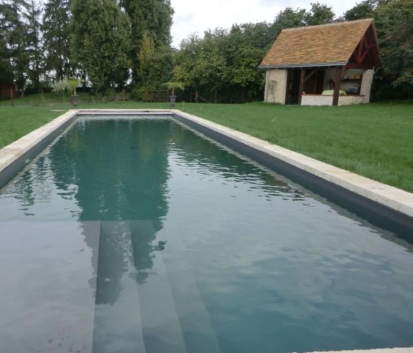 Piscine acrylique best mm bain remous baignoire douche for Piscine coque acrylique